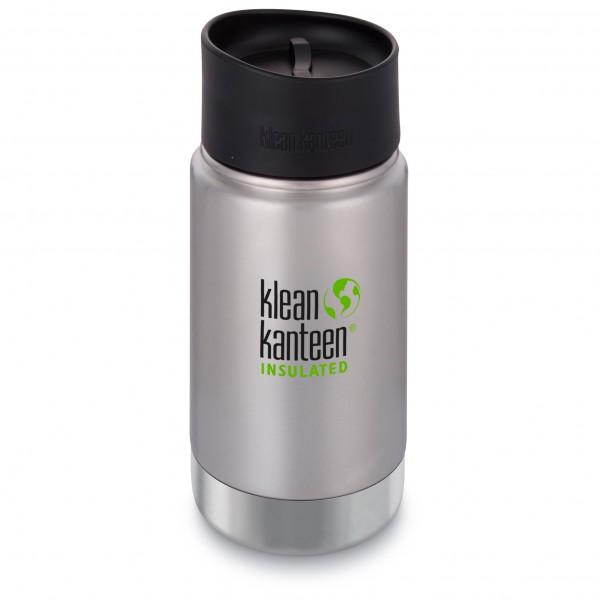 Klean Kanteen - Wide Vacuum Insulated Café Cap 2.0 - Isoleringskanna