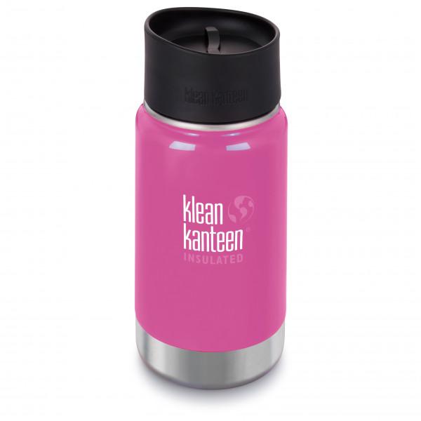 Klean Kanteen - Wide Vacuum Insulated Café Cap 2.0 - Isolierflasche