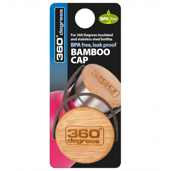 360 Degrees - Bamboo Cap