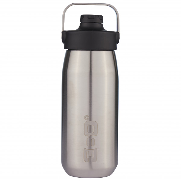 360 Degrees - Wide Mouth Insulated With Sipper Cap - Eristetty pullo