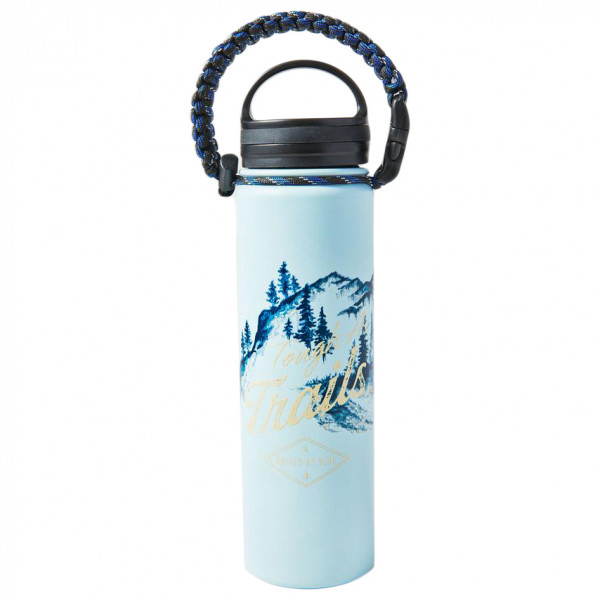 United By Blue - Tough As Trails Stainless Steel Bottle - Eristetty pullo