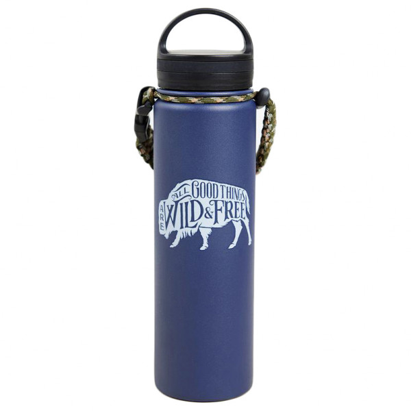 United By Blue - Wild & Free Stainless Steel Bottle - Botella térmica