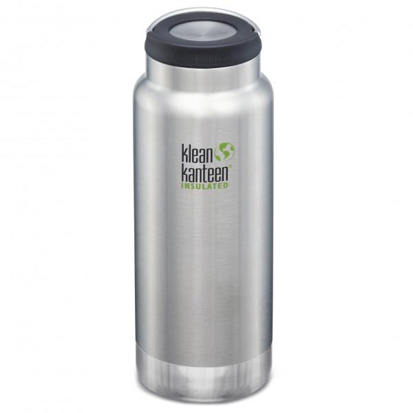 Klean Kanteen - TKWide Vacuum Insulated (Edelstahl Loop Cap) - Isoleringsflaske