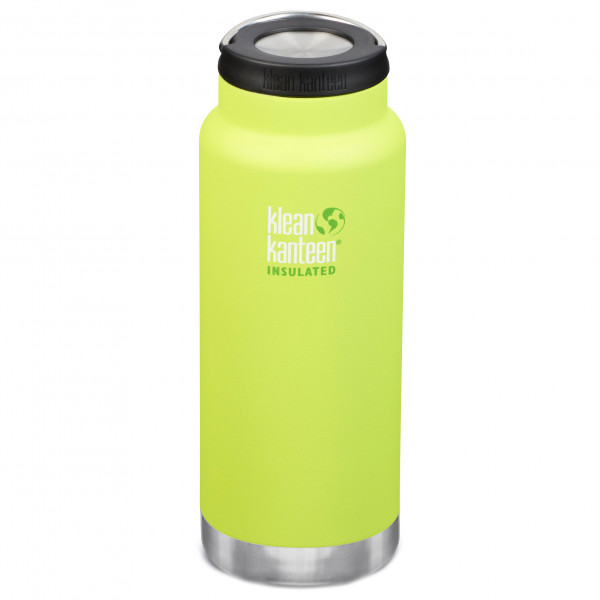 Klean Kanteen - TKWide Vacuum Insulated (Edelstahl Loop Cap) - Botella térmica
