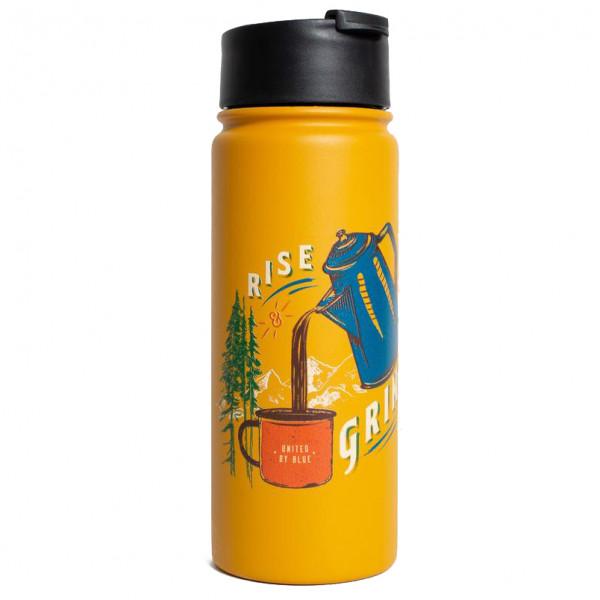 United By Blue - 18oz Travel Bottle - Bottiglia termica