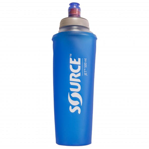 Source - Jet Foldable Bottle 0,5 - Drinkfles