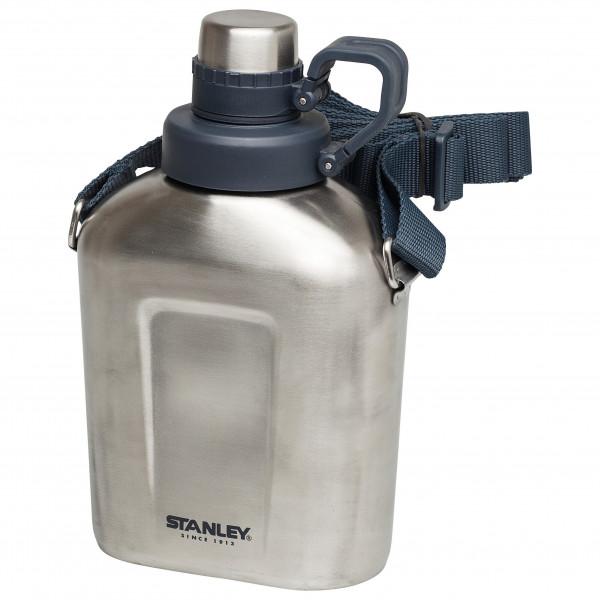 Stanley - Edelstahl-Feldflasche - Trinkflasche