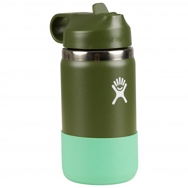 Hydro Flask - Kid's Wide Straw Lid - Isolierflasche