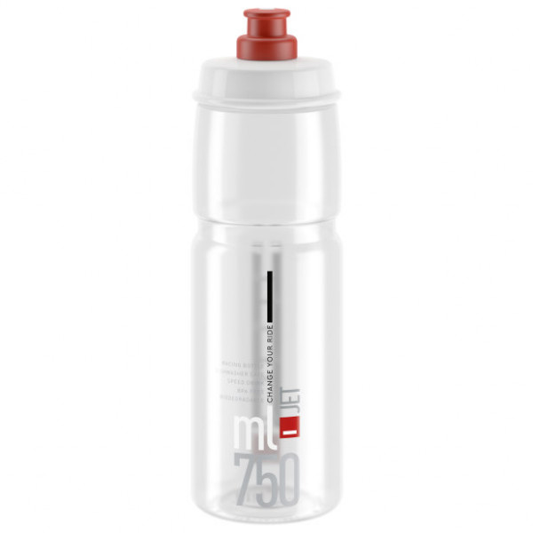 Elite - Jet 750 ml - Fahrrad Trinkflasche