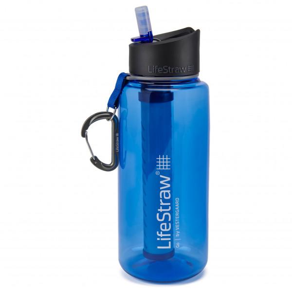 LifeStraw - Go 1-Liter - Trinkflasche