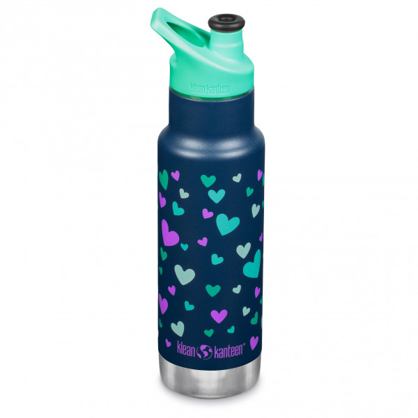 Klean Kanteen - Kid's Classic Narrow Vacuum Insulated with Sport Cap - Bouteille isotherme