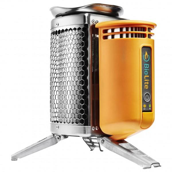 BioLite - Campstove - Solid fuel stoves