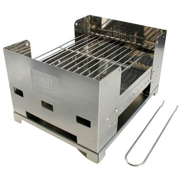 Esbit - BBQ-Box 300 S - Kookstel voor droge brandstoffen