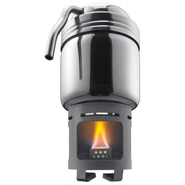 Esbit - Kaffeemaschine - Puukäyttöiset retkikeittimet