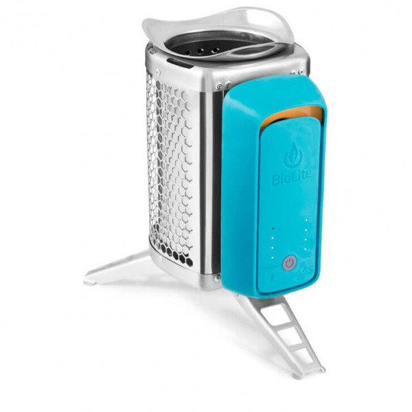 BioLite - CookStove - Solid fuel stoves