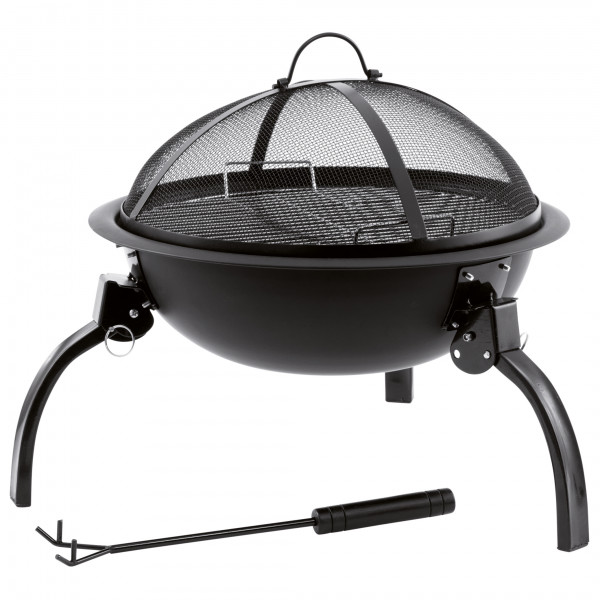 Outwell - Cazal Fire Pit - Faltbarer Grill