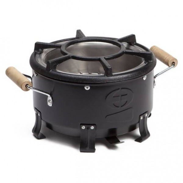 Envirofit - Charcoal Base - Kookstel voor droge brandstoffen