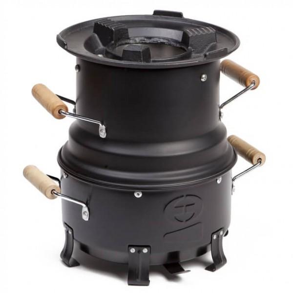 Envirofit - Charcoal HR - Kookstel voor droge brandstoffen