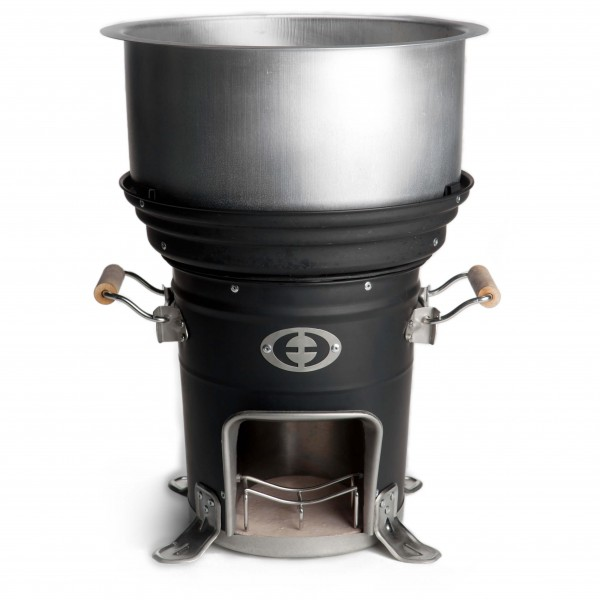 Envirofit - M-5000 Wood Stove - Solid fuel stoves