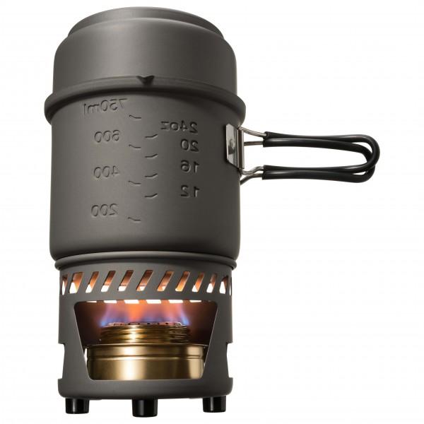 Esbit - Spiritus-Trockenbrennstoff-Kochset - Trockenbrennstoffkocher