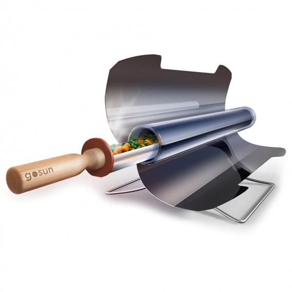 SunStofey - GoSun Sport - Solarkocher