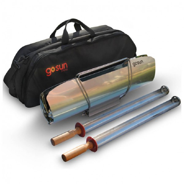 SunStofey - GoSun Sport Pro Pack - Puukäyttöinen retkikeitin