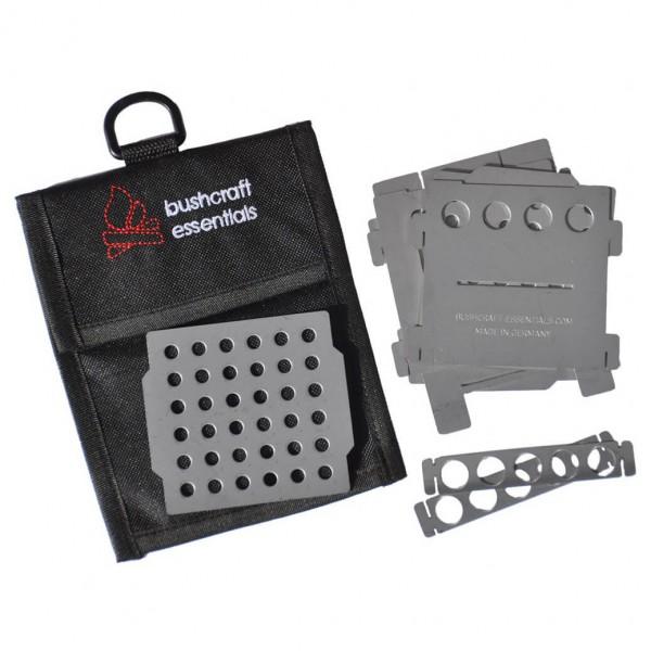 Bushcraft Essentials - Bushbox Set - Drogebrandstofkookstel