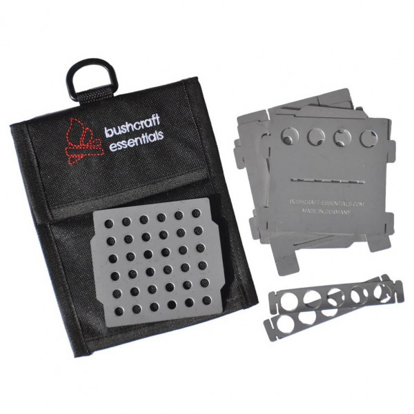 Bushcraft Essentials - Bushbox Set - Solid fuel stoves