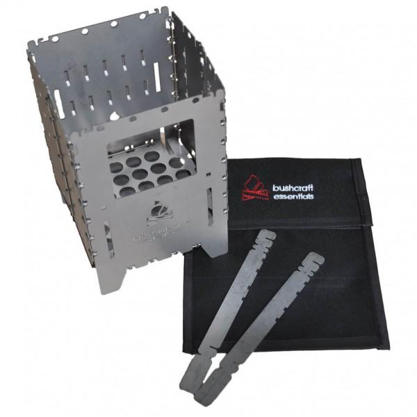 Bushcraft Essentials - Bushbox XL Titan - Drogebrandstofkookstel