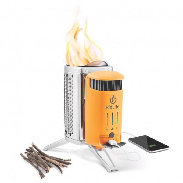 BioLite - Campstove 2 - Drogebrandstofkookstel