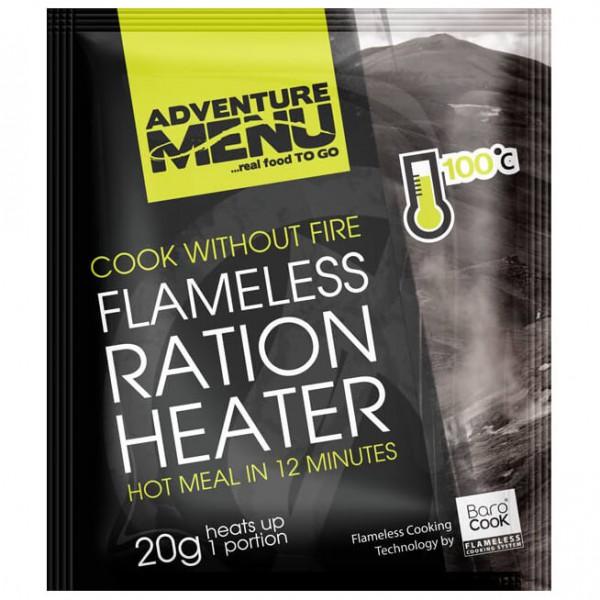 Adventure Menu - Self-heater - Drogebrandstofkookstel