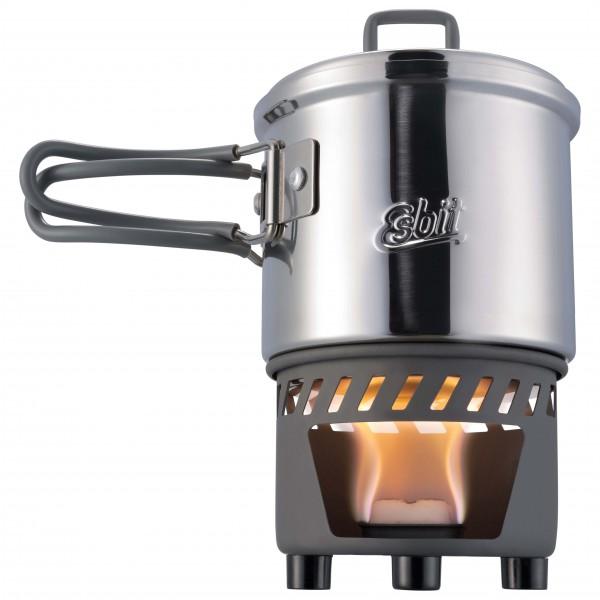 Esbit - Trockenbrennstoff Kochset CS585ST - Solid fuel stoves