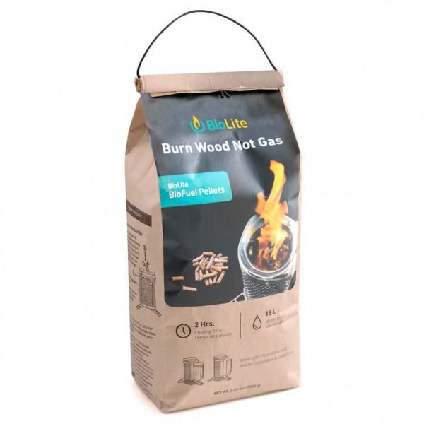 BioLite - BioFuel 1kg - Solid fuel stoves