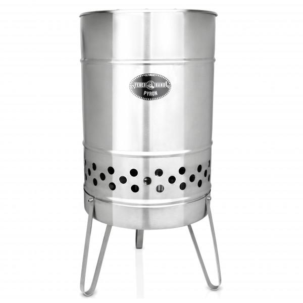 Feuerhand - Feuertonne Pyron - Kogeapparater til tørbrændstof