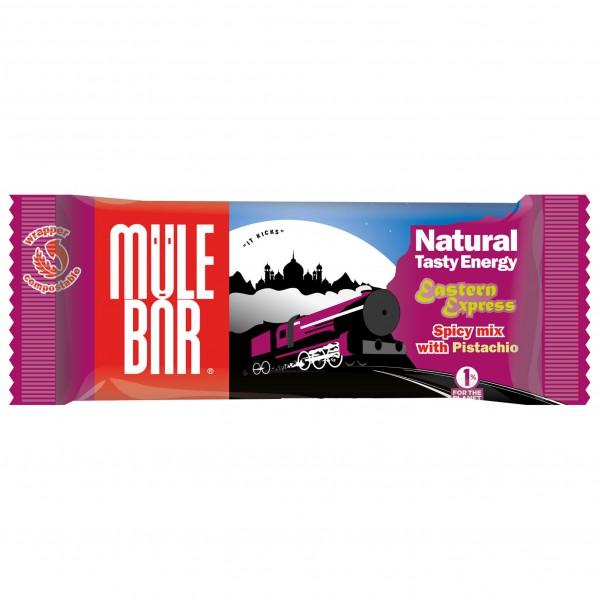 Mulebar - Bombay Express - Barres énergétiques
