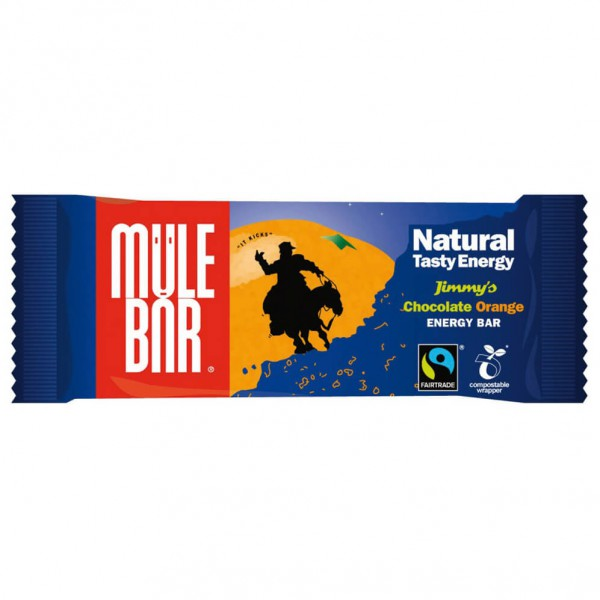 Mulebar - Chocolate Orange - Energiapatukka