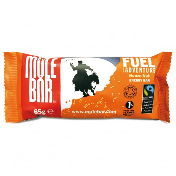 Mulebar - Hunza Nut - Energiapatukka