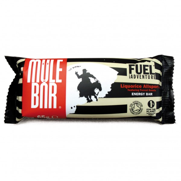 Mulebar - Liquorice Allsports - Energierepen