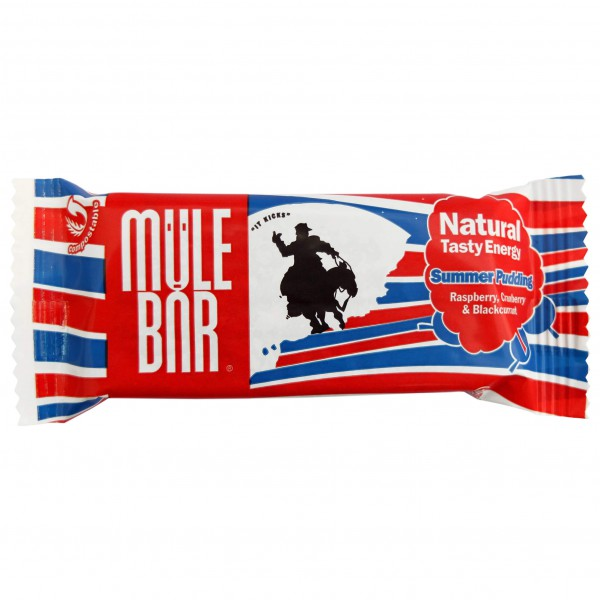Mulebar - Summer Pudding - Energy bar