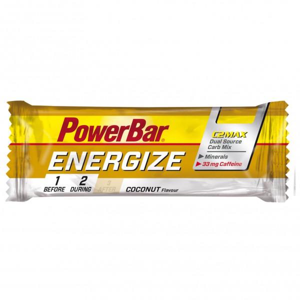 PowerBar - Energize Kokos & Koffein - Energieriegel
