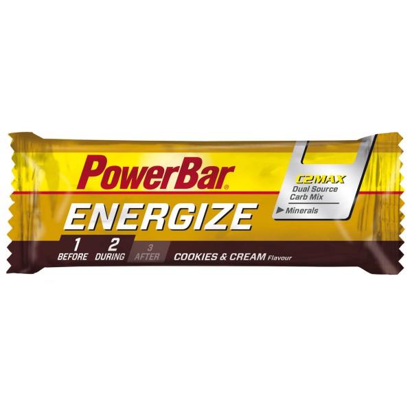 PowerBar - Energize Cookies & Cream - Energierepen