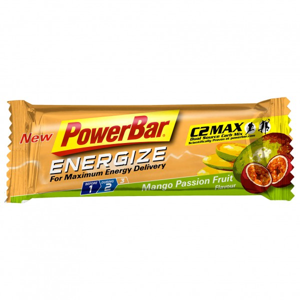 PowerBar - Energize Mango Passion Fruit - Energiegel