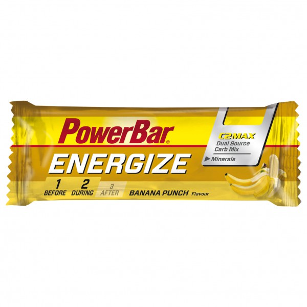 PowerBar - Energize Banana Punch - Energiapatukka