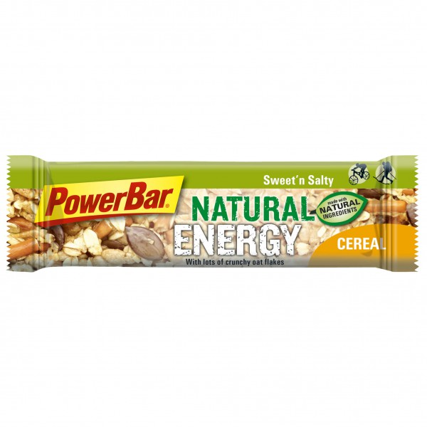 PowerBar - Natural Energy Cereal Sweet-Salty Seeds&Pretzels