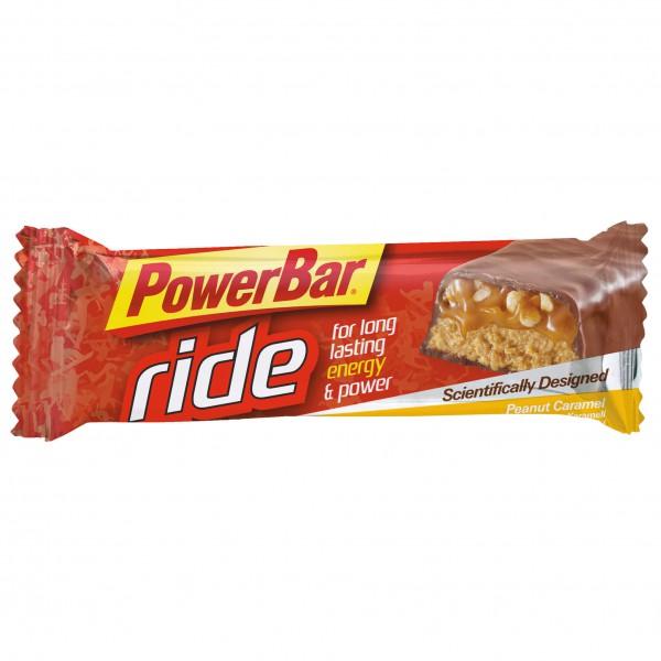 PowerBar - Ride Erdnuss-Karamell - Barre énergétique