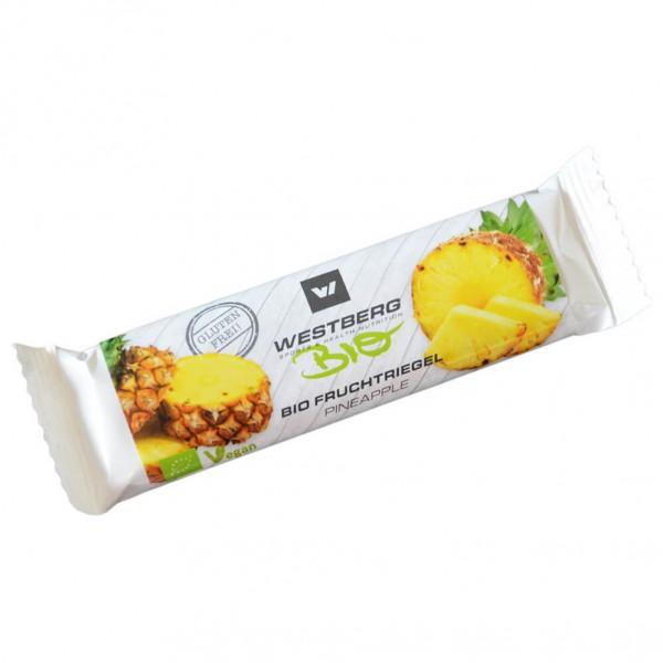 Westberg - Bio Fruchtriegel Pineapple - Energiapatukka