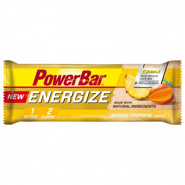 PowerBar - Energize Mango Pineapple - Barre énergétique