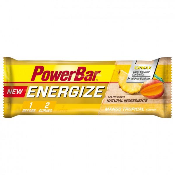 PowerBar - Energize Mango Pineapple - Barres énergétiques