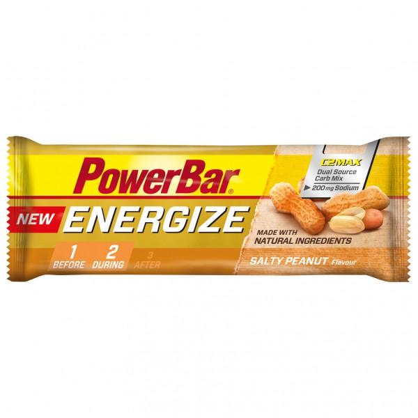 PowerBar - Energize Salty Peanut - Barres énergétiques