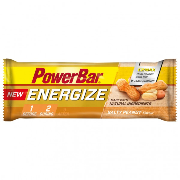 PowerBar - Energize Salty Peanut - Energy bars
